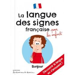 La langue des signes...
