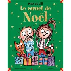 Le carnet de Noël Max et Lili