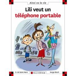 Lili veut un téléphone...