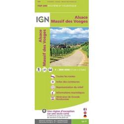 Massif des Vosges - Plaine...