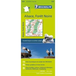 Carte Zoom 131 Alsace,...