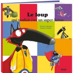 copy of Le Loup qui voulait...