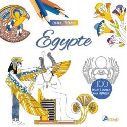 Colorie Thérapie - Egypte