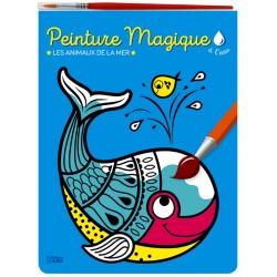 Peinture magique à l'eau -...