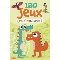 120 jeux Les Dinosaures 6-8...