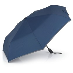 Parapluie pliant - Bleu -...