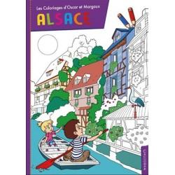 Alsace - coloriage Oscar et...