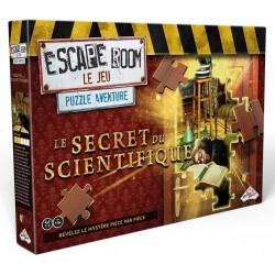 """Puzzle Escape """"Le secret du..."""