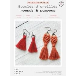 FK DIY Boucles d'oreilles...