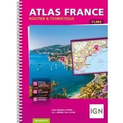 Atlas de France Routier et...