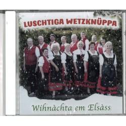 CD Wihnàchta em Elsass